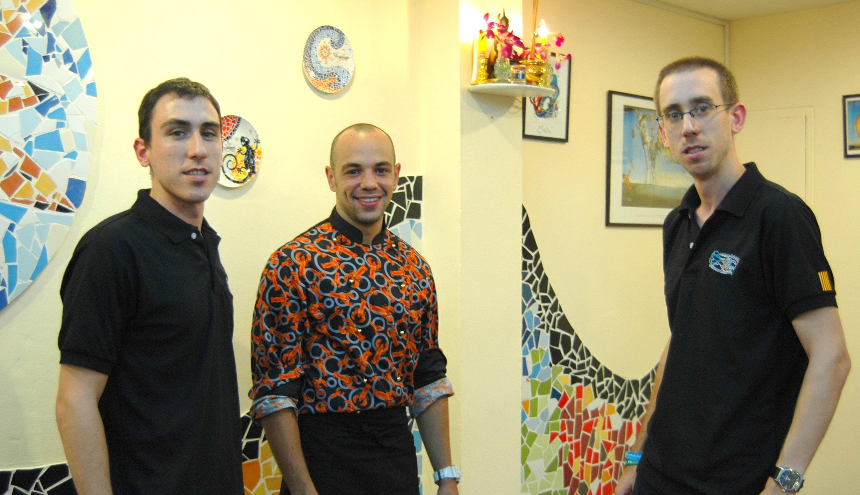 Barcelona Gaudi Staff